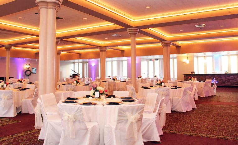 Ballroom Sfx College Church Weddings